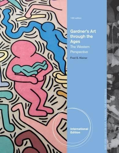 Gardner's Art through the Ages: The Western Perspective, International Edition (with Arts CourseMate with eBook Printed Access Card) pdf