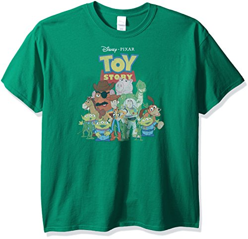 Disney Men's Toy Story T-Shirt