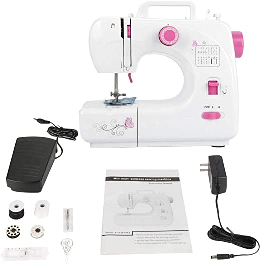 Mini máquina de coser eléctrica, Mini máquina de coser eléctrica ...