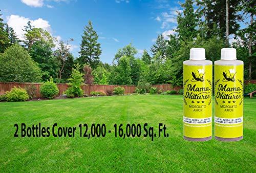Mama Nature's Mosquito Juice - Mosquito Repellent ...