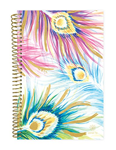 Bloom Daily Planners 2018-2019 Academic Year Day Planner - Monthly Weekly Calendar Book - Inspirational Dated Agenda Organizer - (August 2018 - July 2019) - 6