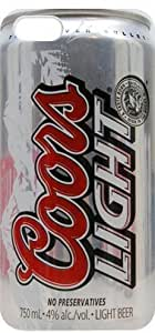 Cool Beer Series Coors Light Iphone 5 Protective White Hard Plastic Case Cover Kimberly Kurzendoerfer