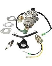 HIPA Carburetor + Fuel Filter Oil Sensor for Honda EB3500 EB3500X EB3500XK1 EB3800X EM3500SX EM3500SXK1 Generator
