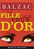 La Fille aux yeux d'or 0th Edition