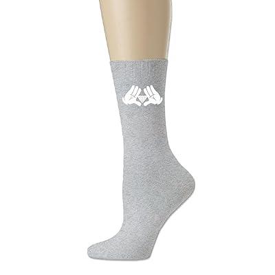 ソフト 靴下 アンクルソックス ダイヤモンド 手 プリント フットサポート付き ショートソックス 通勤 吸水速乾 Ash