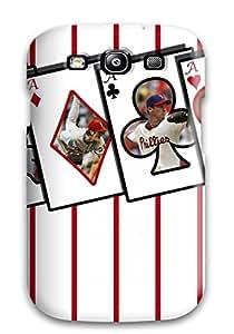 Janice K. Alvarado's Shop philadelphia phillies MLB Sports & Colleges best Samsung Galaxy S3 cases 6369734K306722155