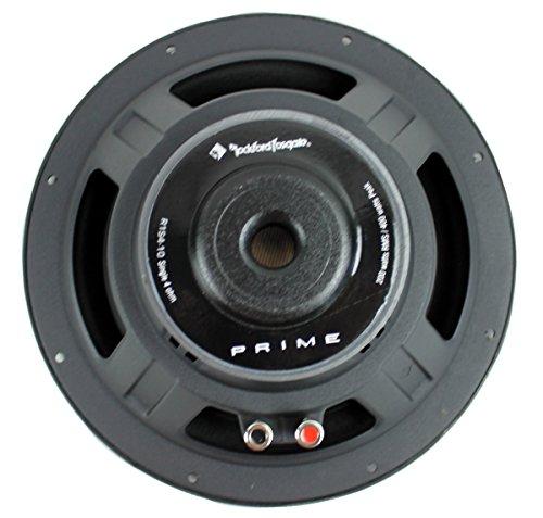 (2) Rockford Fosgate R1S4-10 Prime 10'' 800 Watt 4 Ohm Car Audio Subwoofers Subs by Rockford Fosgate (Image #3)