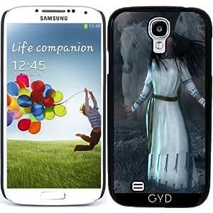 Funda para Samsung Galaxy S4 (GT-I9500/GT-I9505) - Intercesión by Illu-Pic.-A.T.Art