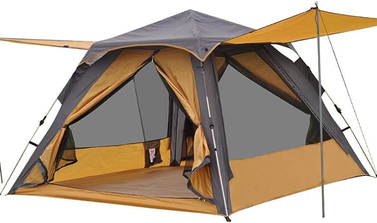 XJH-tienda Tienda al Aire Libre Tienda de campaña Tienda de protección Solar Doble Tienda de Playa Tienda giratoria Tienda de campaña Doble Camping Turismo Ocio pérgola Espacio Privado residencia: Amazon.es: Hogar