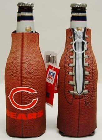 Kolder (2) NFL Chicago Bears Bottle Coolie KOOZIES New!