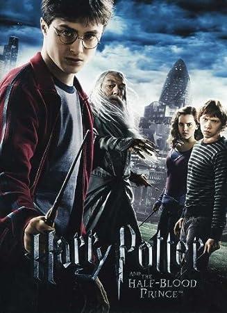 Amazon.com: Harry Potter y el príncipe mestizo Póster de ...
