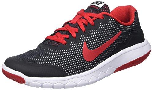 Nike Black/University Red-White, Zapatillas de Running para Niños Negro (Black / University Red-White)