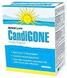 Renew Life - CandiSmart - Yeast Cleansing Program - urinary tract health - 15 day - 2-part program