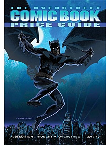 Read Online Overstreet Comic Book Price Guide Volume 47 pdf