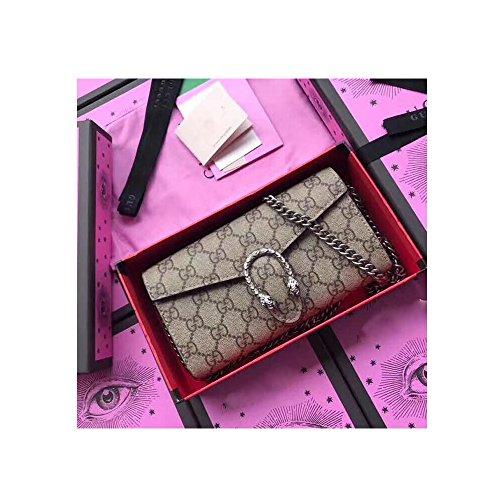 (GG Cross-body Bag for Womens Handbag Designer Fashion Single Shoulder Messager Bags-black)
