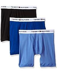 Men's Underwear 3 Pack Cotton Classics Boxer Briefs