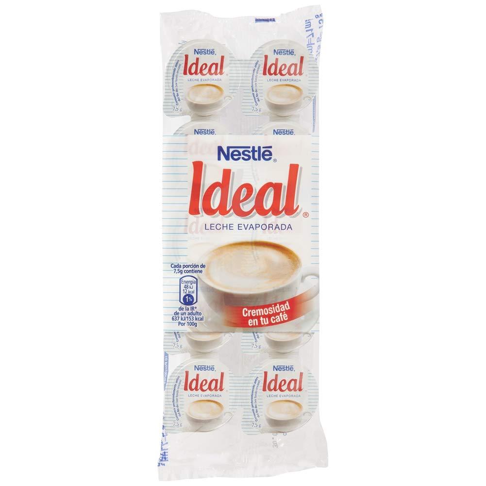 Nestlé Ideal Leche evaporada - Paquete de 10 x 7.50 gr - Total: 75 gr: Amazon.es: Alimentación y bebidas