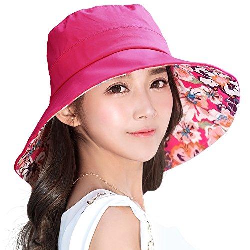 Siggi Womens UPF50 Cotton Packable