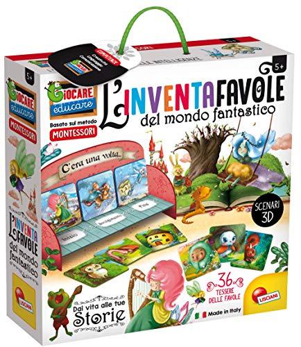 Lisciani Giochi 75867 Bing Raccolta Giochi Educativi Baby & Giochi- Giocare Educare, Life Skills, 72644 5