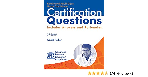 Family and Adult-Gero Nurse Practitioner Certification