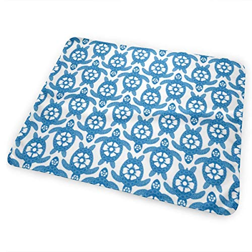 - Baby Portable Changing Pad, Turtles Portable Changing Pad Waterproof Diaper Change Mat Large Size Multi-Function Home & Travel Mat Any Places Bed Play Stroller Crib Car Mattress Pad Cover