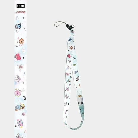 Amazon.com: BTS World Kpop - Cordón para tarjeta de ...