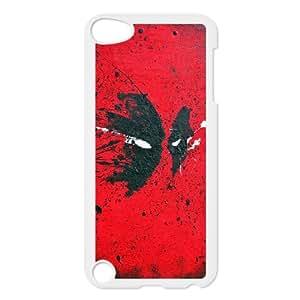 Deadpool DIY case For Custom Case Ipod Touch 5 QW6803466