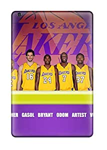 BDLdpwe1345hXDUB Tpu Phone Case With Fashionable Look For Ipad Mini/mini 2 - Los Angeles Lakers Nba Basketball (2)