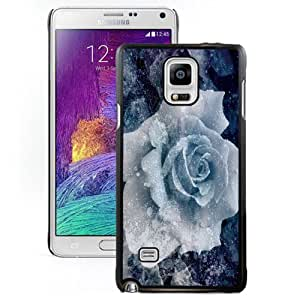 Beautiful Custom Designed Samsung Galaxy Note 4 N910A N910T N910P N910V N910R4 Phone Case For Rose Grunge Phone Case Cover