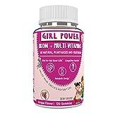 LIV Girl Power, Iron + Multivitamins, Supports Girls Iron...
