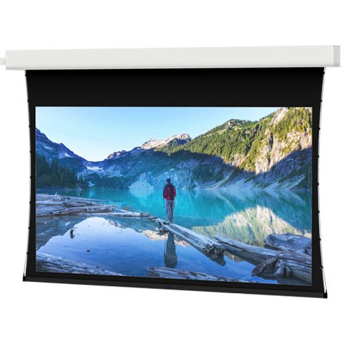 - 84401L Advantage Electrol Motorized Front Projection Screen - 58 x 104 Size: 119