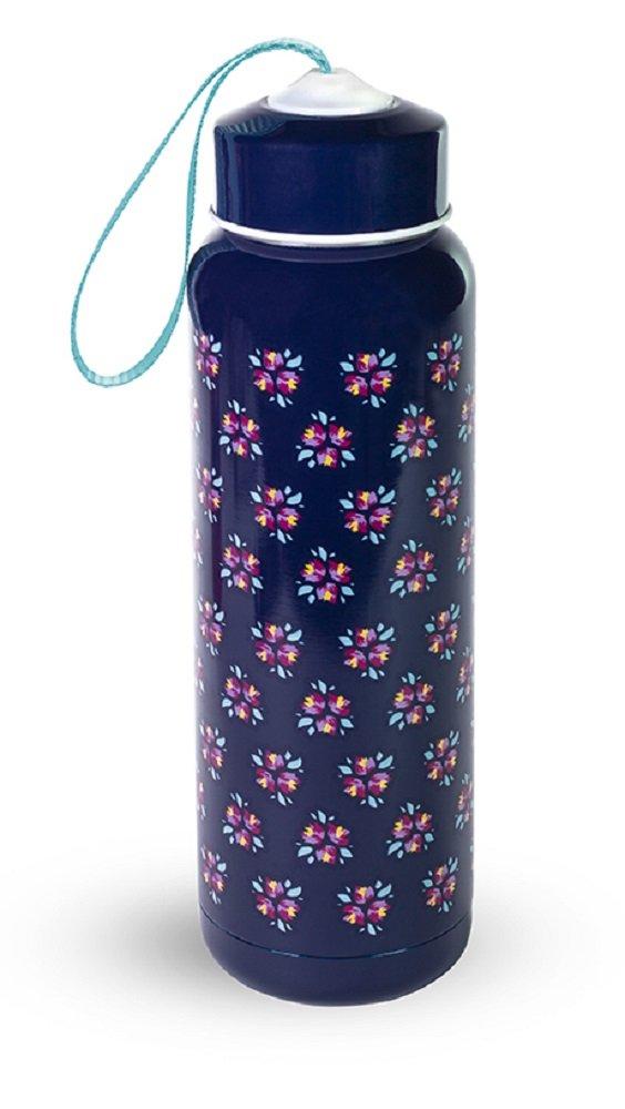 Vera Bradley Stainless Steel Water Bottle Dream Blossoms B07CPJSF2K