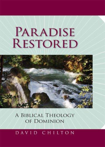 Paradise Restored