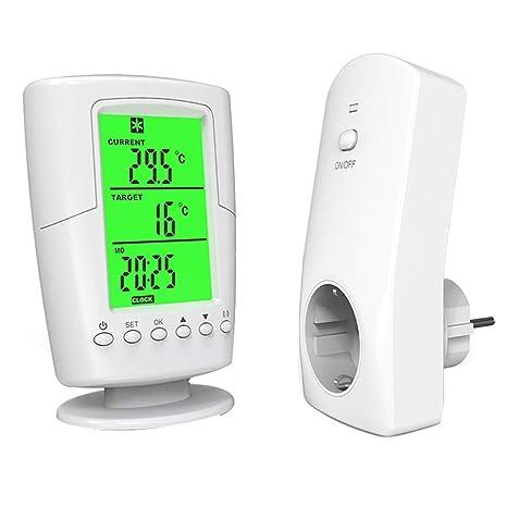 Ruier-hui Socket de Control de Temperatura TS-2000 Inicio ...