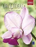 capa de Orquídeas Walkeriana - Volume 9. Coleção Rubi