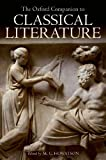 The Oxford Companion to Classical Literature, M. C. Howatson, 0199548544