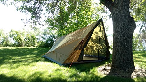 River Country Products 4 Person Backpacking Tent, Trekker Tent 4