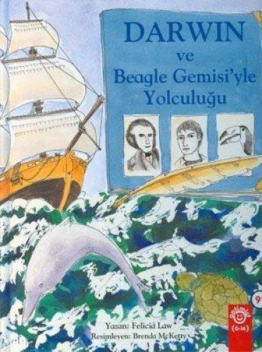 Darwin Ve Beagle Gemisiyle Yolculugu Darwin Ve Beagle Gemisiyle Yolculugu