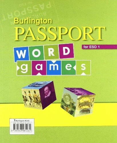 BURLINGTON PASSPORT 1§ESO WB 09 BURIN1ESO AA.VV