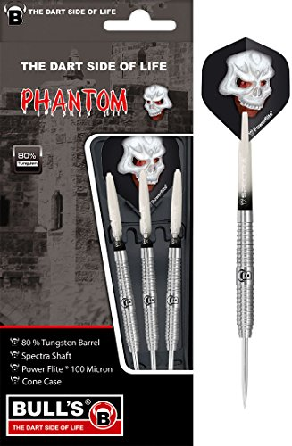 BULLS Phantom PT3 Steel Dart 23g Typ: 23 Gr. wKUZ8