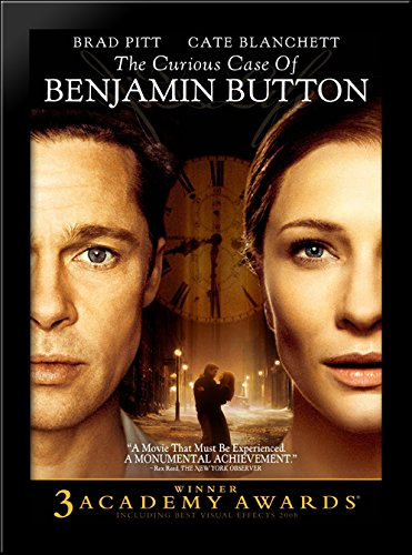 Image result for benjamin button movie poster