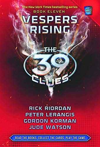 39 clues book 12 - 8