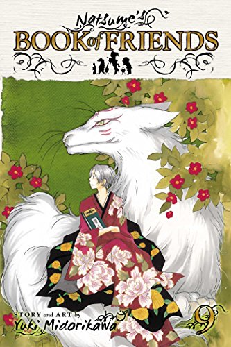 Natsume's Book of Friends, Vol. 9
