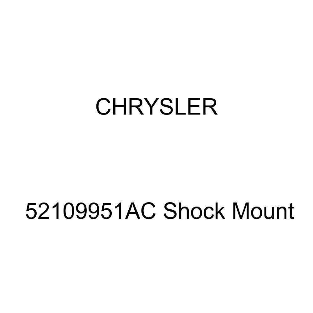 Genuine Chrysler 52109951AC Shock Mount