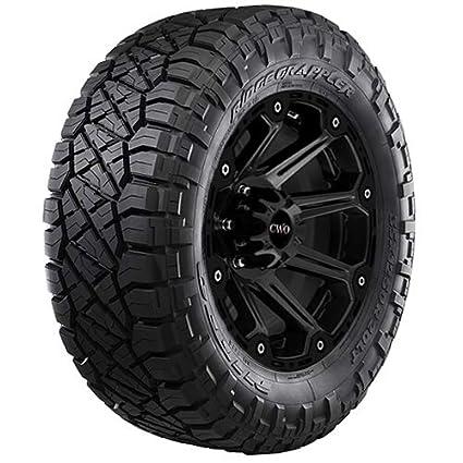 Nitto Ridge Grappler Sizes >> Amazon Com Nitto Ridge Grappler All Terrain Radial Tire 305 50 20