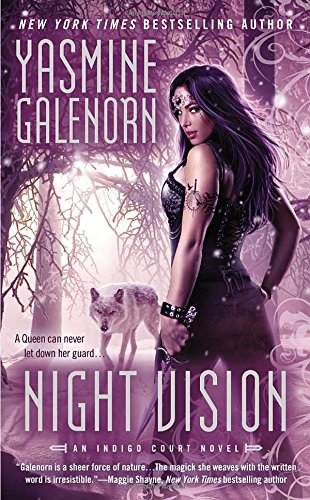 Search : Night Vision (An Indigo Court Novel)
