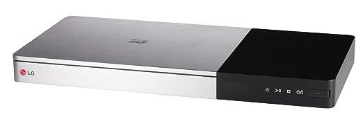 60 opinioni per LG BP735 Lettore Blu-ray 3D Smart TV con Ulta HD-Up Scaler, Web Browser e Wi-Fi