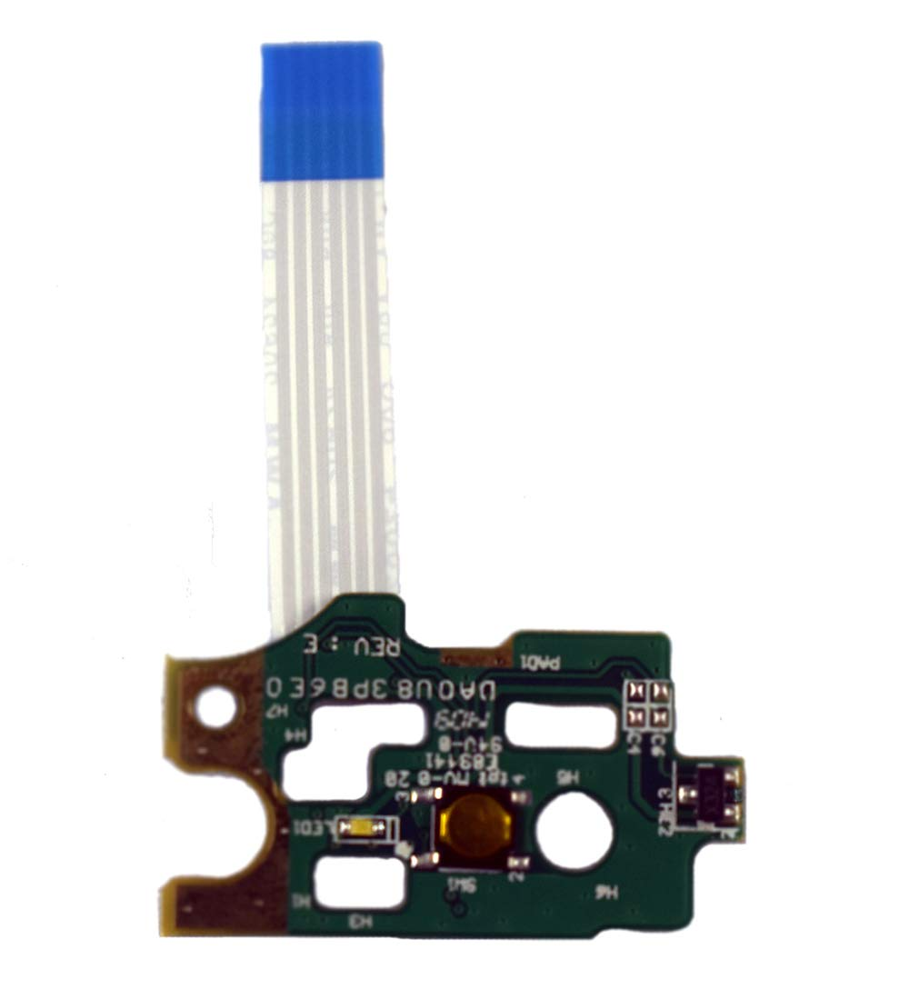 With cable Power Button Board For HP Pavilion 15-n037cl 15-n040ca 15-n040us
