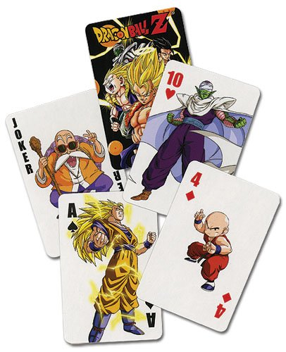 Dragon Ball Z: Playing Cards