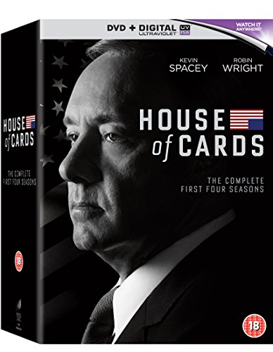 house of cards dvds - 7